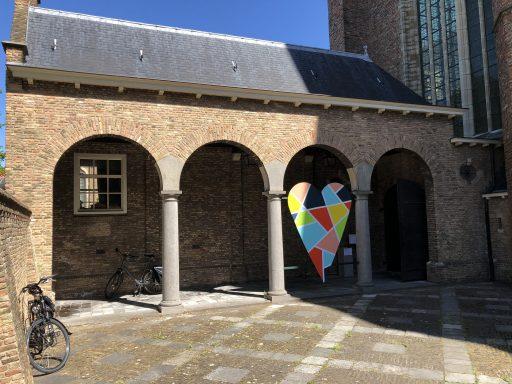 Afbeelding #000 voor het verhaal Het hart van de Nieuwe Kerk in Middelburg