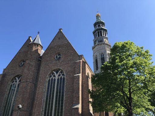 Afbeelding #008 voor het verhaal Het hart van de Nieuwe Kerk in Middelburg