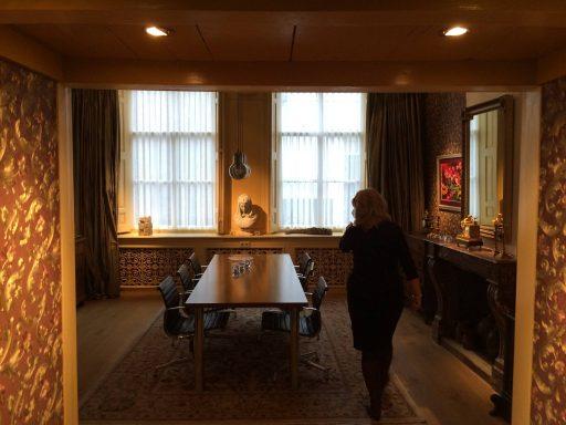 Afbeelding #004 voor het verhaal Het Huis der Tekeningen in de Molstraat