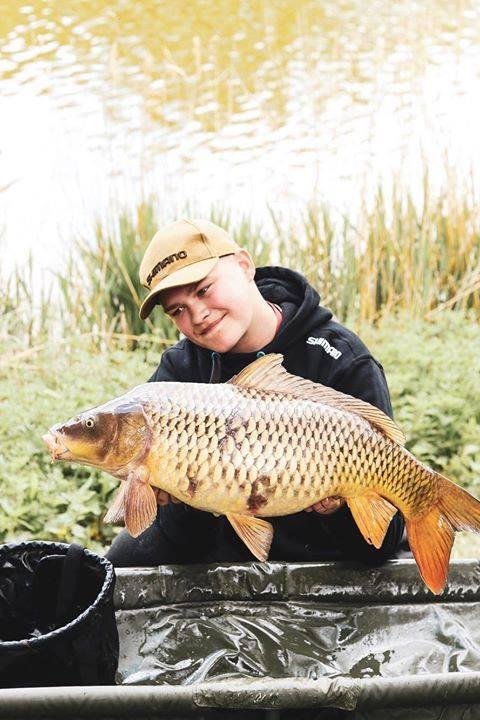 Afbeelding #000 voor het verhaal Het is goed vissen, in Middelburg