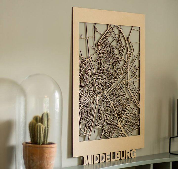Afbeelding #000 voor het verhaal Het Middelburg van Maackt