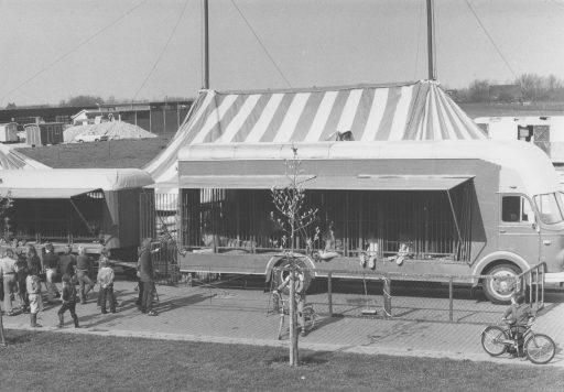 Afbeelding #000 voor het verhaal Het Middelburg van Peter Consemulder: circus in de Stromenwijk