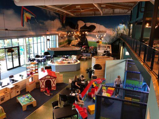 Afbeelding #003 voor het verhaal Het nieuwe indoor klim- en klauterstrand van Mini Mundi Middelburg