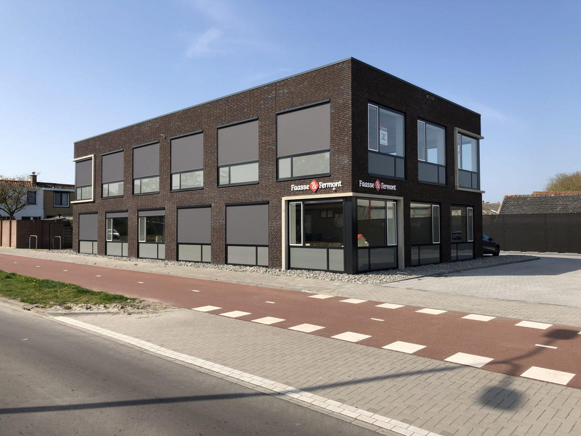 Afbeelding #000 voor het verhaal Het nieuwe kantoor van Faasse & Fermont in Middelburg