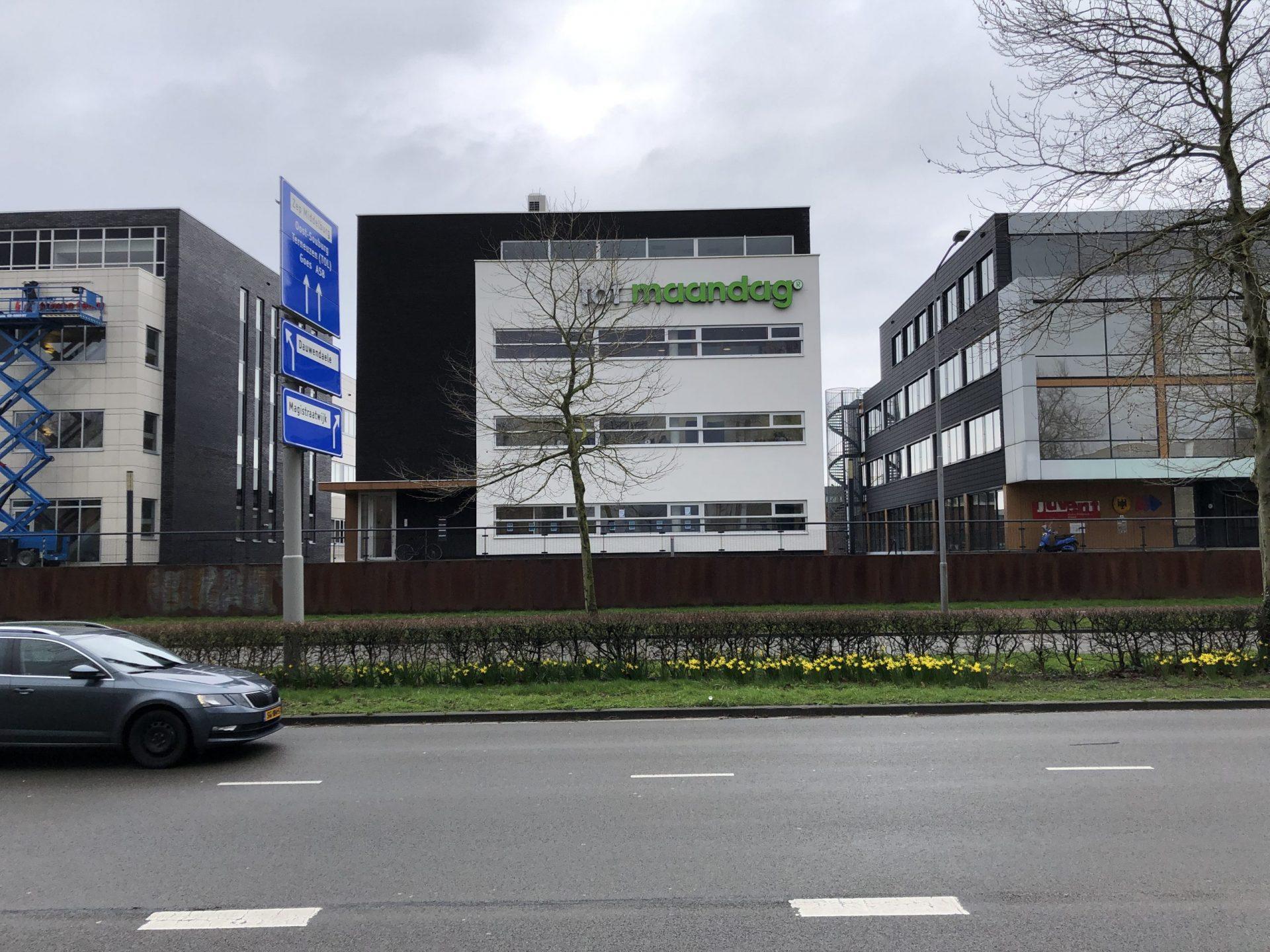 Afbeelding #001 voor het verhaal Het nieuwe kantoor van Maatschappelijk Werk Walcheren in Middelburg