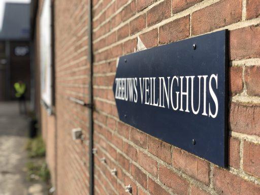 Afbeelding #002 voor het verhaal Het nieuwe onderkomen van het Zeeuws Veilinghuis in Middelburg