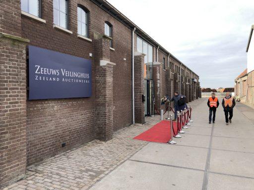 Afbeelding #003 voor het verhaal Het nieuwe onderkomen van het Zeeuws Veilinghuis in Middelburg