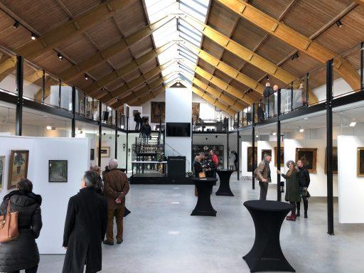Afbeelding #004 voor het verhaal Het nieuwe onderkomen van het Zeeuws Veilinghuis in Middelburg