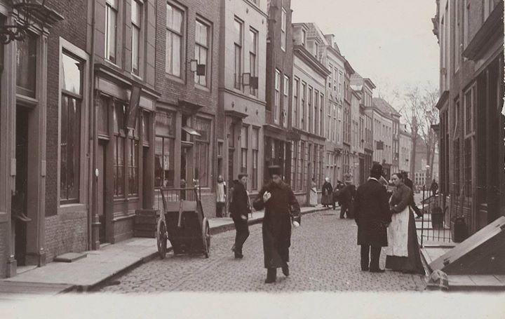 Afbeelding #000 voor het verhaal Het nieuws van toen: Ruig Middelburg