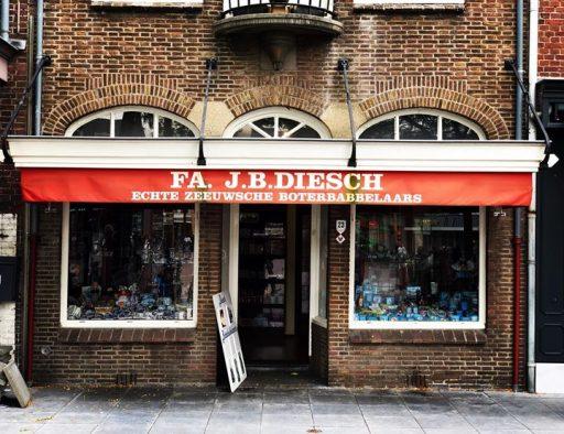 Afbeelding #000 voor het verhaal Het winkeltje van Diesch is weer open