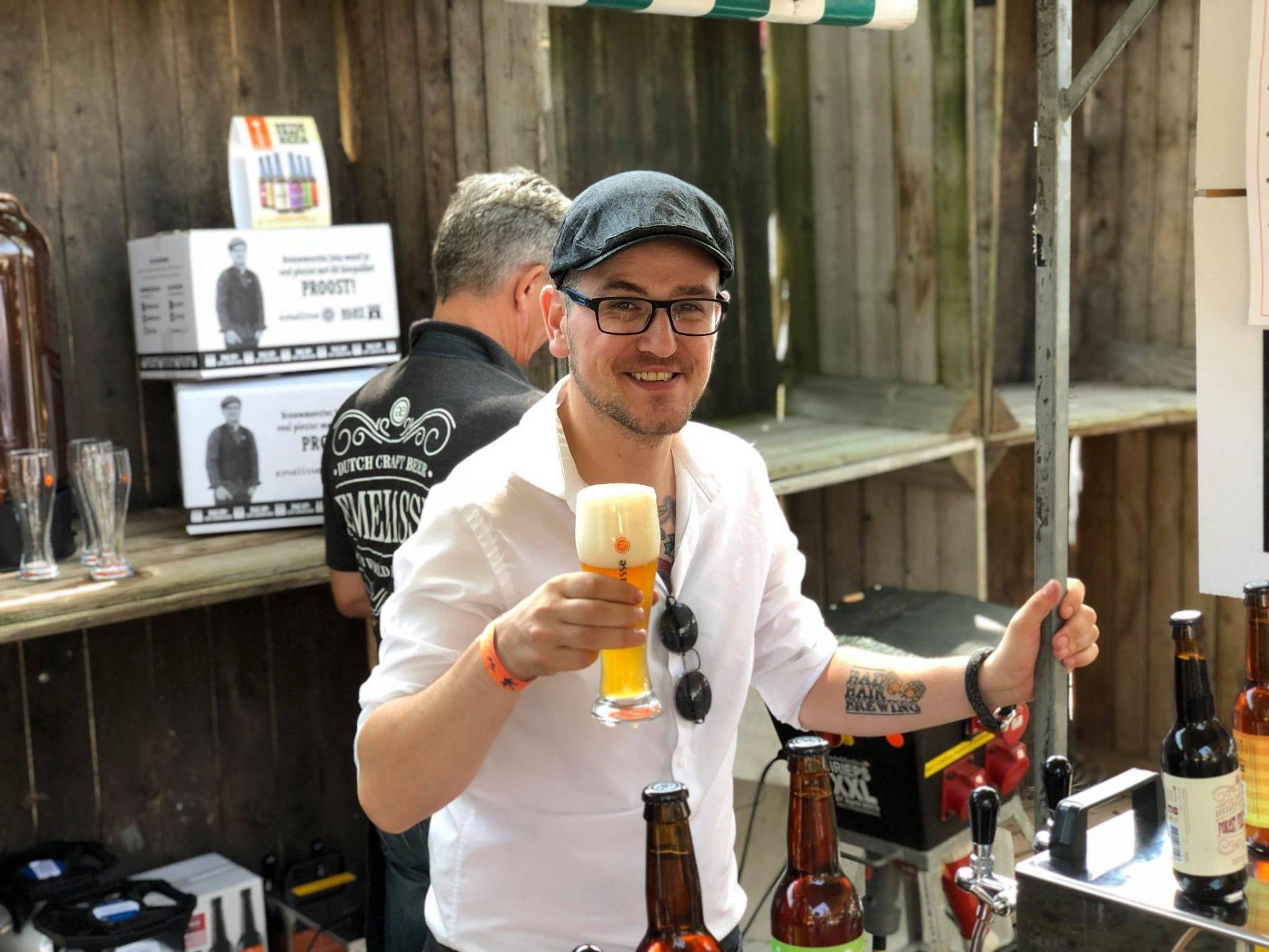 Afbeelding #000 voor het verhaal Het Zomer Bierfestival Middelburg is begonnen