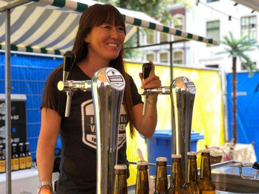 Afbeelding #004 voor het verhaal Het Zomer Bierfestival Middelburg is begonnen