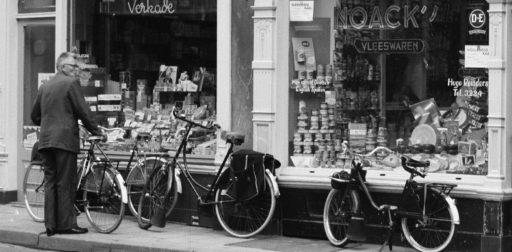 Afbeelding #000 voor het verhaal Historie: op fietsen in Middelburg
