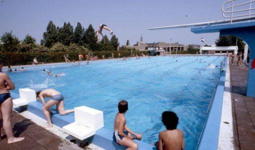Afbeelding #002 voor het verhaal Historie: terug naar zwembad Poelendaele in Middelburg