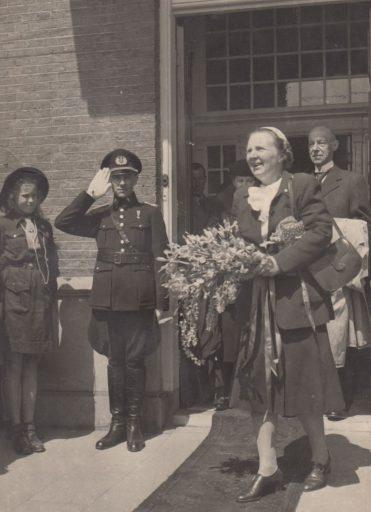 Afbeelding #003 voor het verhaal Historische foto's van Middelburg uit de collectie van Annemarie Adriaanse
