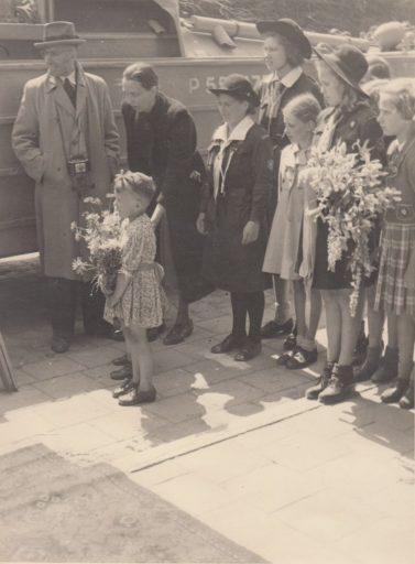 Afbeelding #004 voor het verhaal Historische foto's van Middelburg uit de collectie van Annemarie Adriaanse