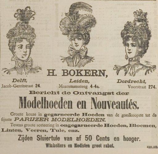 Afbeelding #003 voor het verhaal Hoeden en petten en dameskorsetten: hoe Piet Exler de Middelburgse middenstand tilde