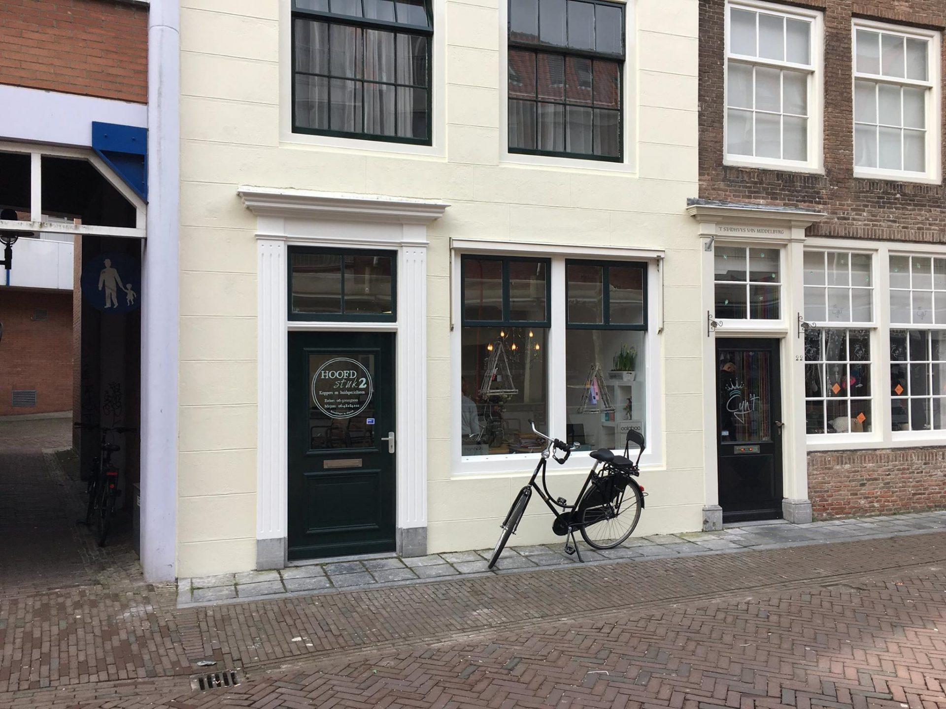 Afbeelding #000 voor het verhaal Hoofdstuk 2 geopend aan de Lange Geere in Middelburg