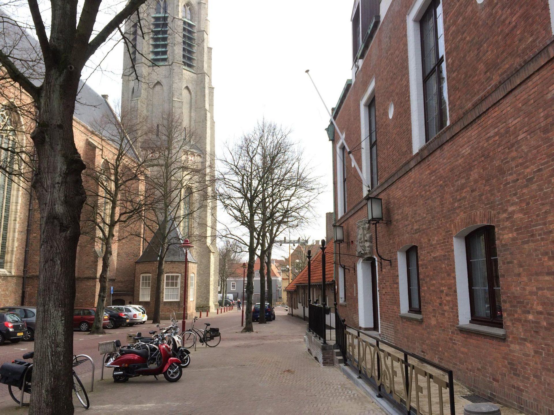 Afbeelding #000 voor het verhaal Hotel The Roosevelt geopend in Middelburg