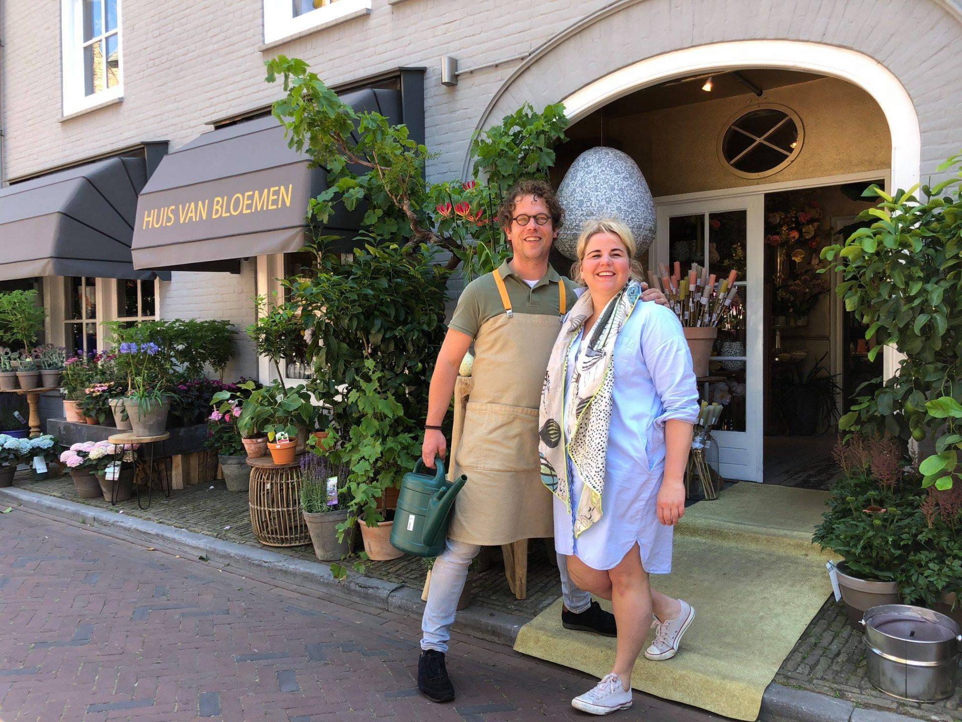 Afbeelding #001 voor het verhaal Huis van Bloemen definitief Middelburgs: winkel in Veenendaal verkocht