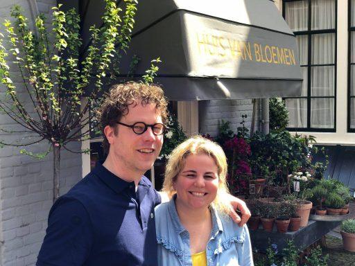 Afbeelding #001 voor het verhaal Huis van Bloemen heeft draai in Middelburg gevonden