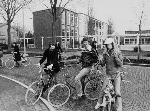 Afbeelding #002 voor het verhaal Iedereen welkom op de reünie van de Griffioenmavo in Middelburg