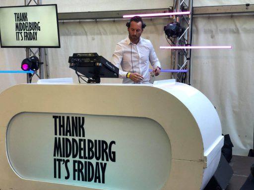 Afbeelding #003 voor het verhaal Impressie: Thank Middelburg It's Friday, 21 juni 2019