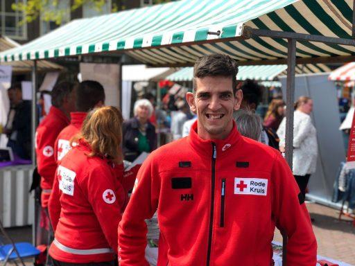 Afbeelding #000 voor het verhaal In beeld: Vrijwilligersmarkt Middelburg 2019