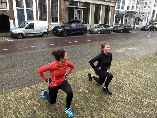 Afbeelding #002 voor het verhaal In beweging! Het jaar afsluiten op het Abdijplein, met Bootcamp Club Fitter Middelburg