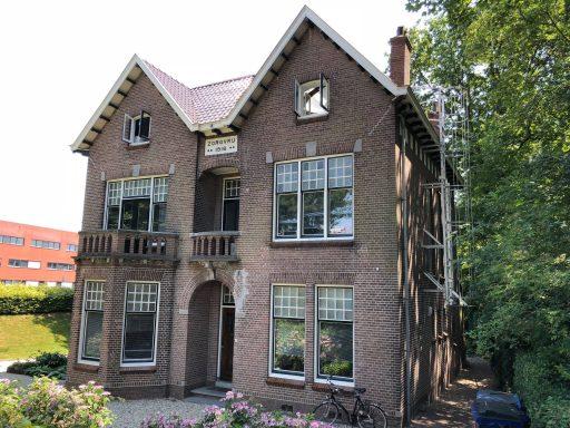 Afbeelding #003 voor het verhaal In de tuin van Villa Zorgvrij in Middelburg