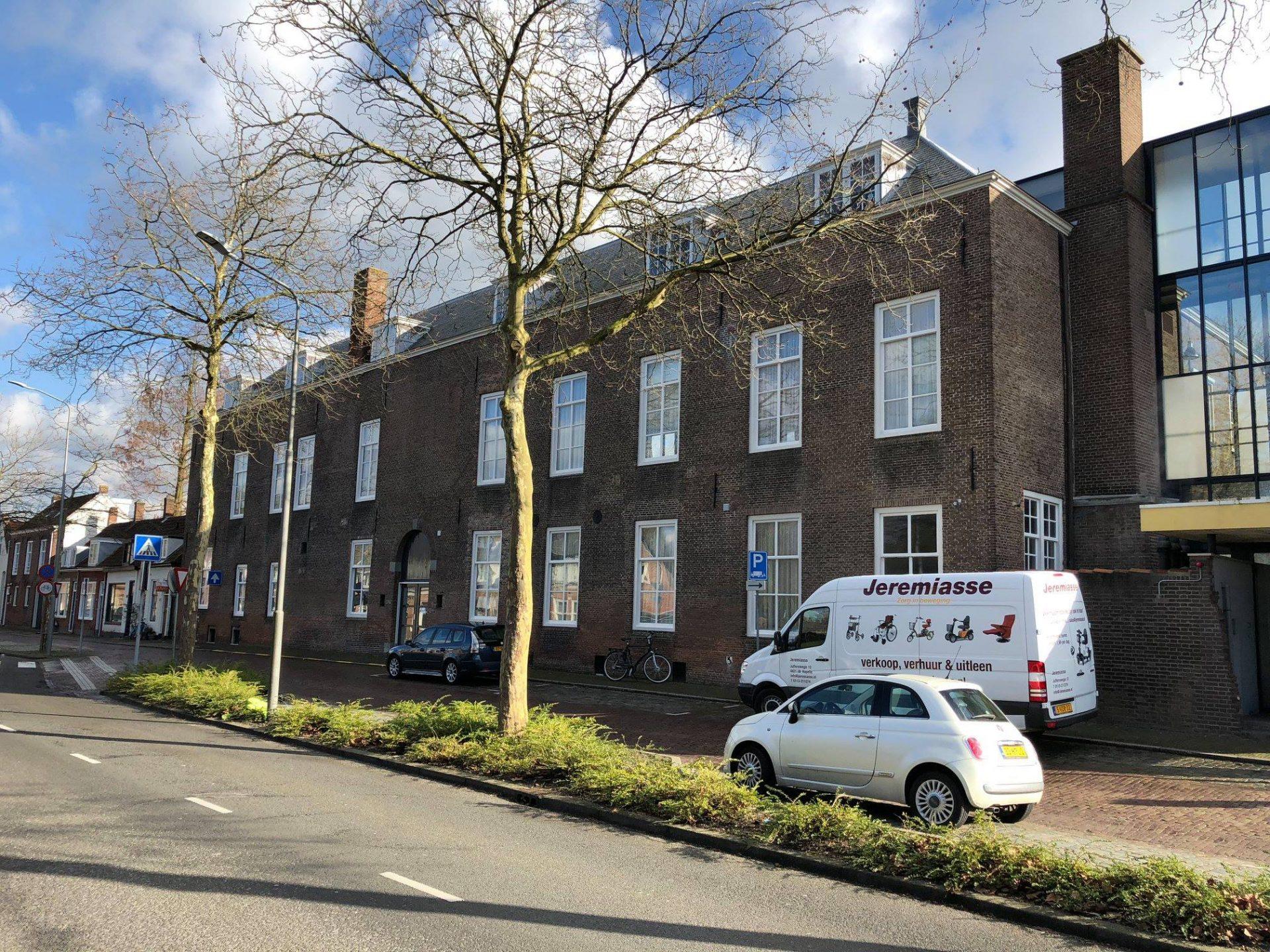 Afbeelding #000 voor het verhaal In de verkoop: voormalige Sterrenwacht en Oude Mannen- en Vrouwenhuis in Middelburg
