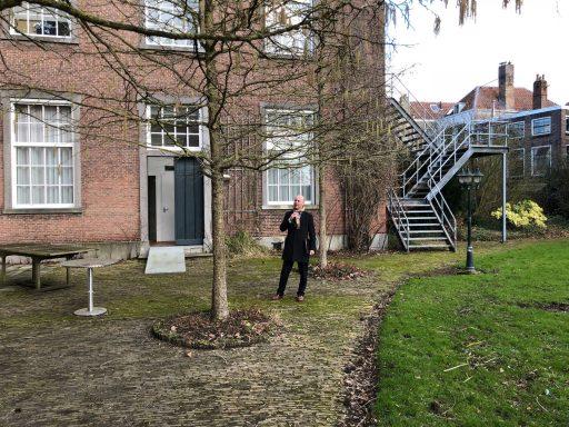 Afbeelding #002 voor het verhaal In de verkoop: voormalige Sterrenwacht en Oude Mannen- en Vrouwenhuis in Middelburg