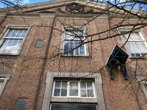 Afbeelding #003 voor het verhaal In de verkoop: voormalige Sterrenwacht en Oude Mannen- en Vrouwenhuis in Middelburg