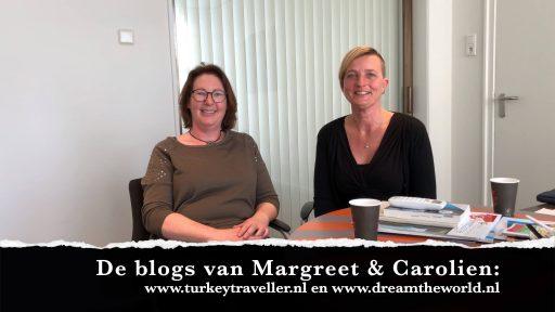 Afbeelding #000 voor het verhaal In gesprek met...Margreet Rotte & Carolien Boogaard