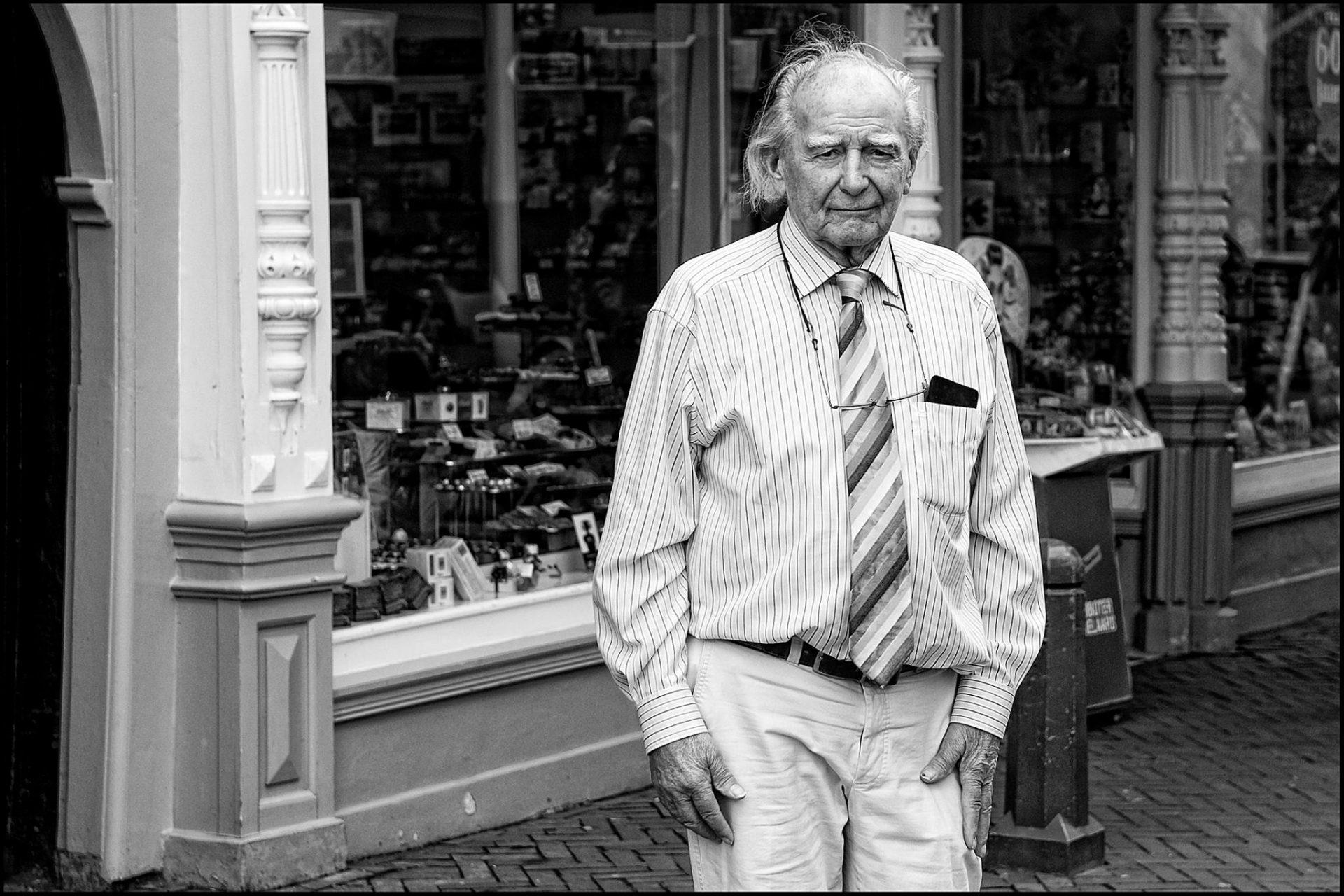 Afbeelding #000 voor het verhaal In memoriam: meneer Burger