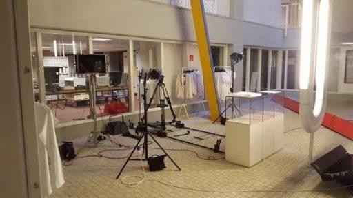 Afbeelding #002 voor het verhaal In première: de korte film Rood Fluweel, gemaakt in de Zeeuwse bieb