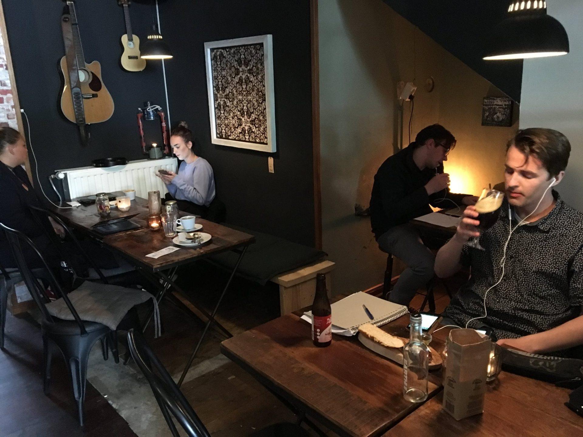 Afbeelding #000 voor het verhaal Indrukken van blurring in Middelburg