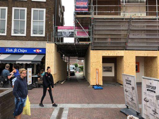 Afbeelding #002 voor het verhaal ING Middelburg in de steigers