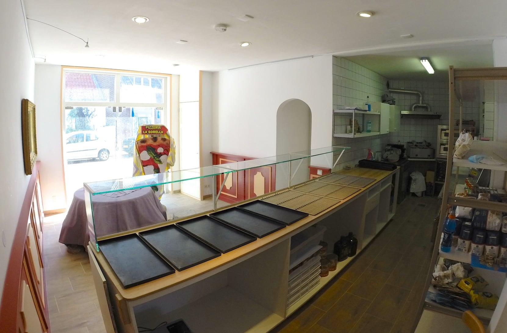 Afbeelding #001 voor het verhaal Italiaans Cafetaria La Sorella binnenkort open in de Zusterstraat in Middelburg