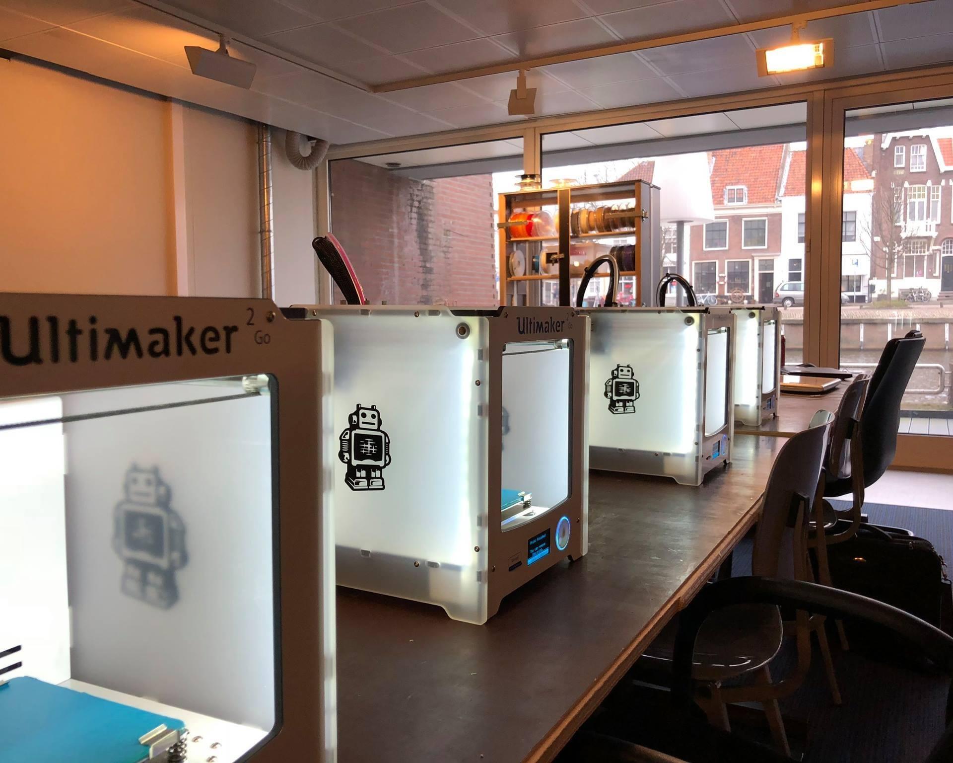 Afbeelding #000 voor het verhaal Jammer: Fablab Zeeland verhuist van Middelburg naar Vlissingen