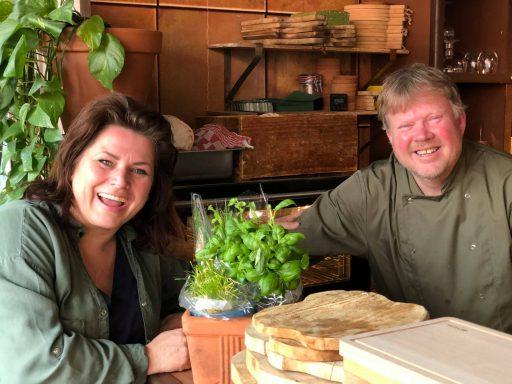 Afbeelding #000 voor het verhaal Jells Lunchcafé & Tuinterras: de nieuwe naam voor Eetkamer Likkepot