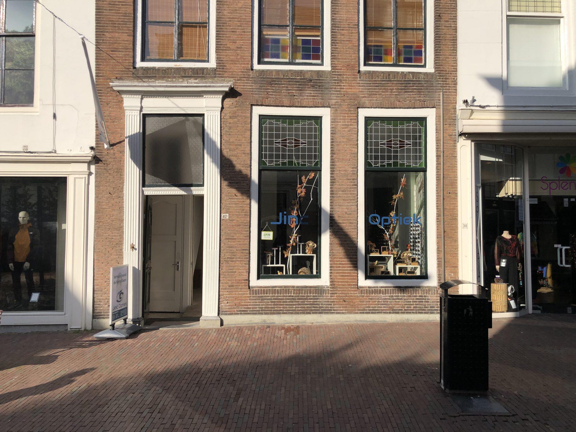Afbeelding #000 voor het verhaal Jinc Optiek heropend in de Langeviele in Middelburg