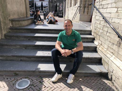 Afbeelding #000 voor het verhaal Johan Aalberts over het wethouderschap tijdens de coronacrisis