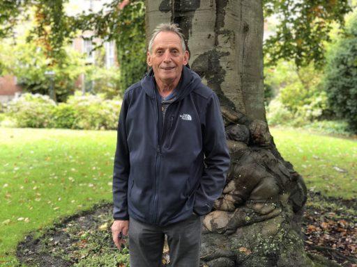 Afbeelding #000 voor het verhaal Johan Antheunisse over dé beuk en andere Middelburgse bomen