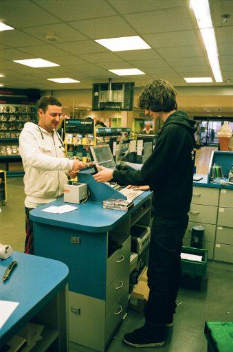 Afbeelding #003 voor het verhaal John van der Horst over Free Record Shop Middelburg en andere platenzaken