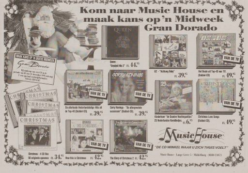 Afbeelding #004 voor het verhaal John van der Horst over Free Record Shop Middelburg en andere platenzaken