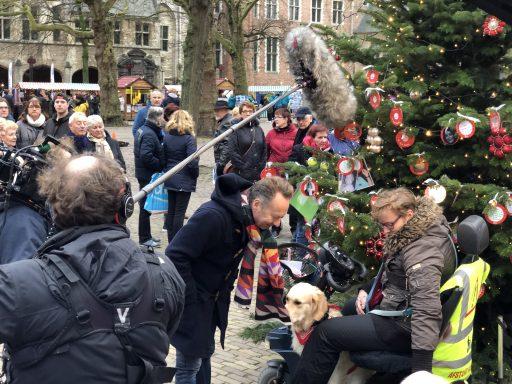 Afbeelding #001 voor het verhaal Joris' Kerstboom in Middelburg