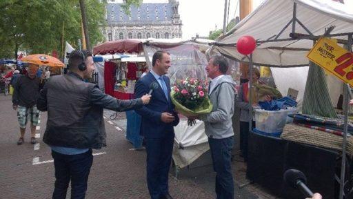 Afbeelding #000 voor het verhaal Jos Daems neemt na 50 jaar afscheid van de weekmarkt Middelburg