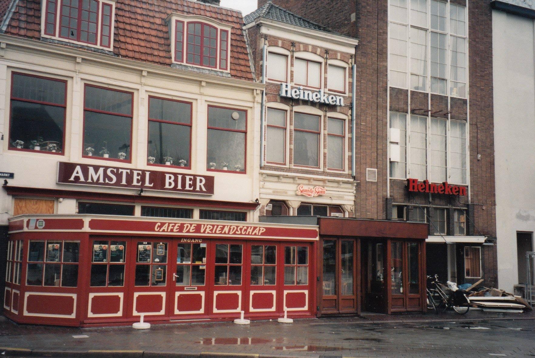 Afbeelding #000 voor het verhaal Jubilea: (De) Vriendschap Middelburg in 1998