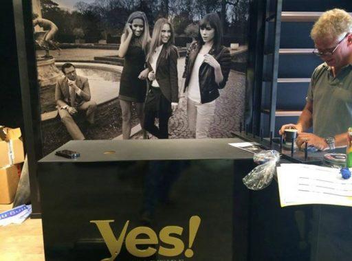 Afbeelding #000 voor het verhaal Kapsalon Yes failliet, ook in Middelburg